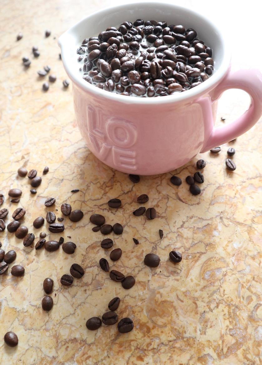 Cappuccino-Eis