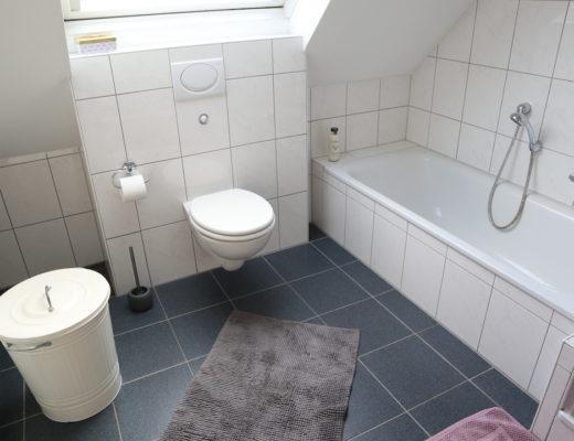 Ordnung im Badezimmerschrank