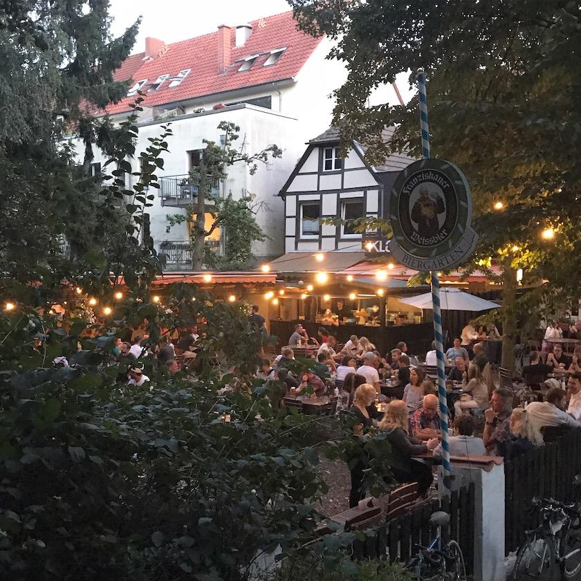 Sommerabend Klamm & Heinrich