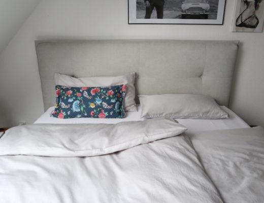 Schöne Ordnung im Schlafzimmer
