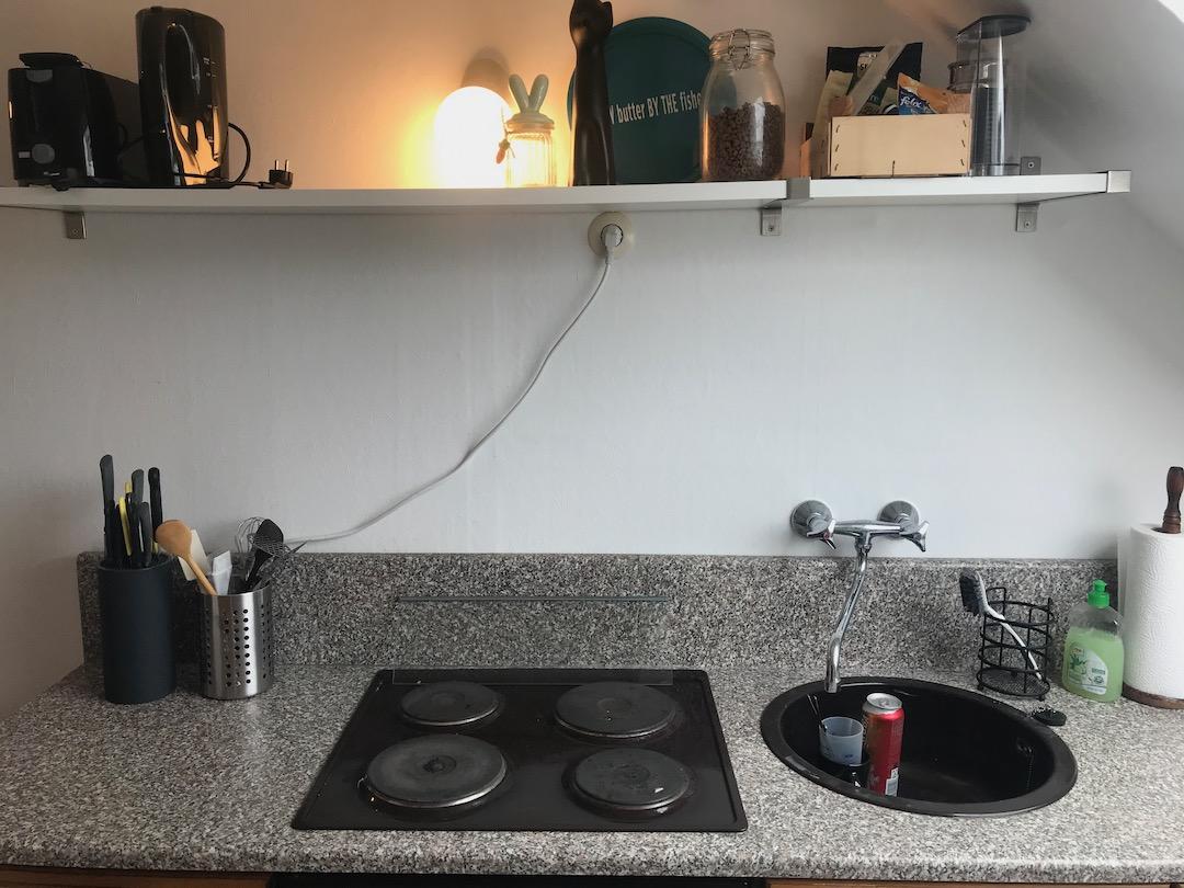 Einsatz in der Küche