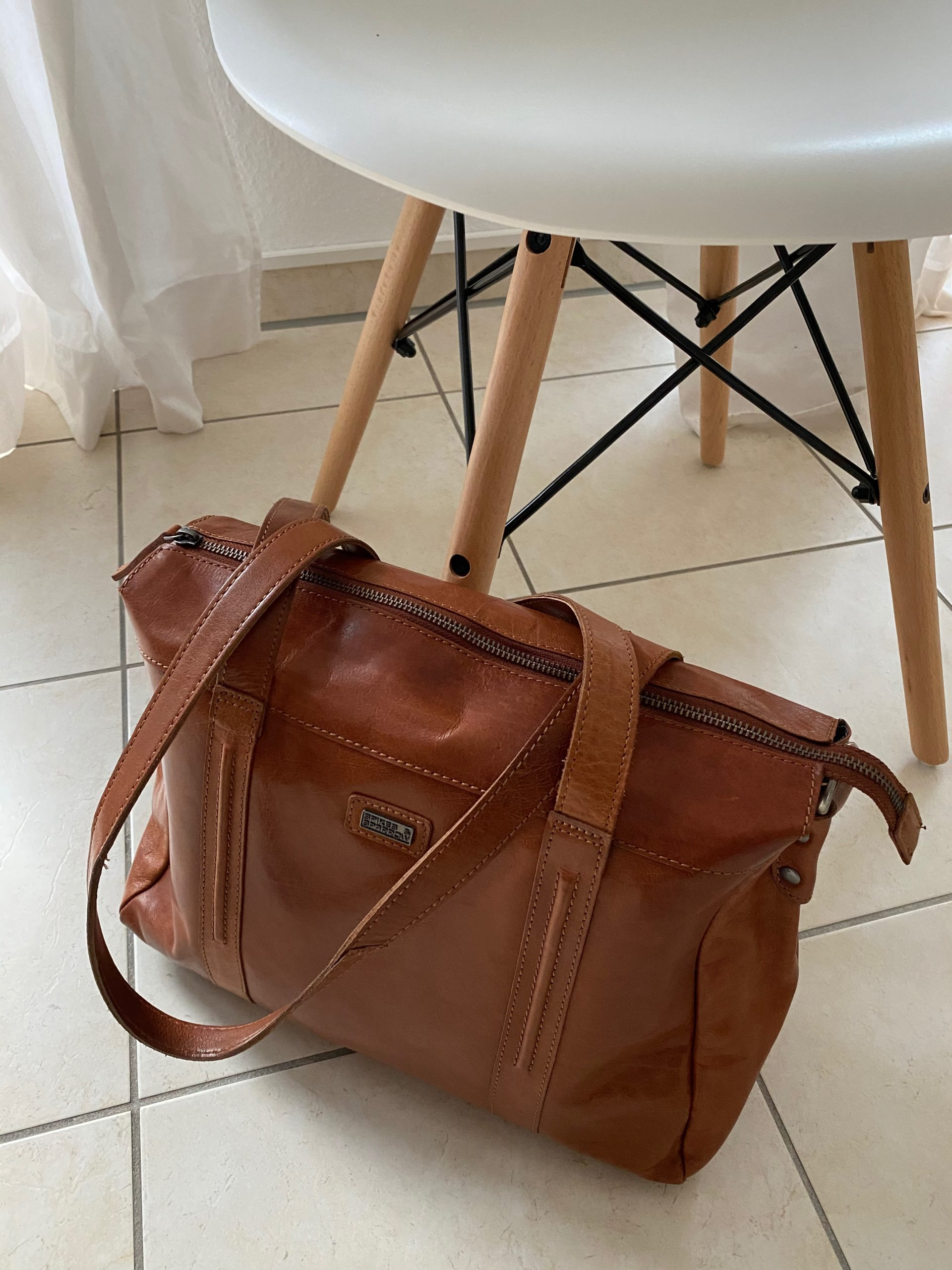 Handtasche organisieren