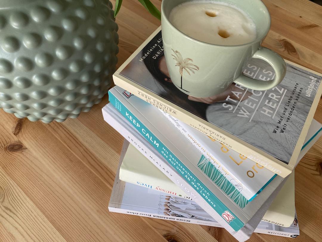 Lieblingsbücher für ruhige Zeiten