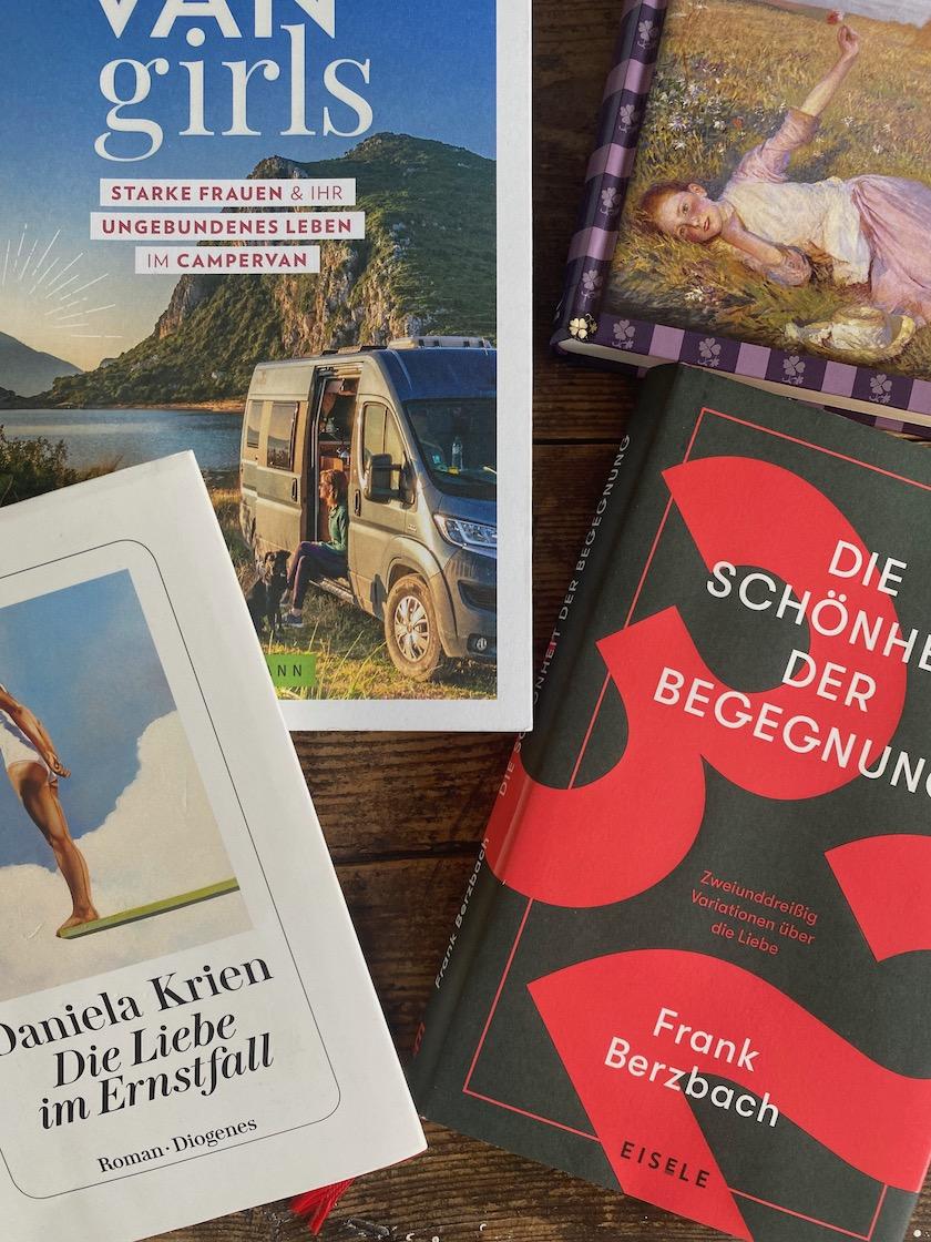 Lieblingsbücher im Juli