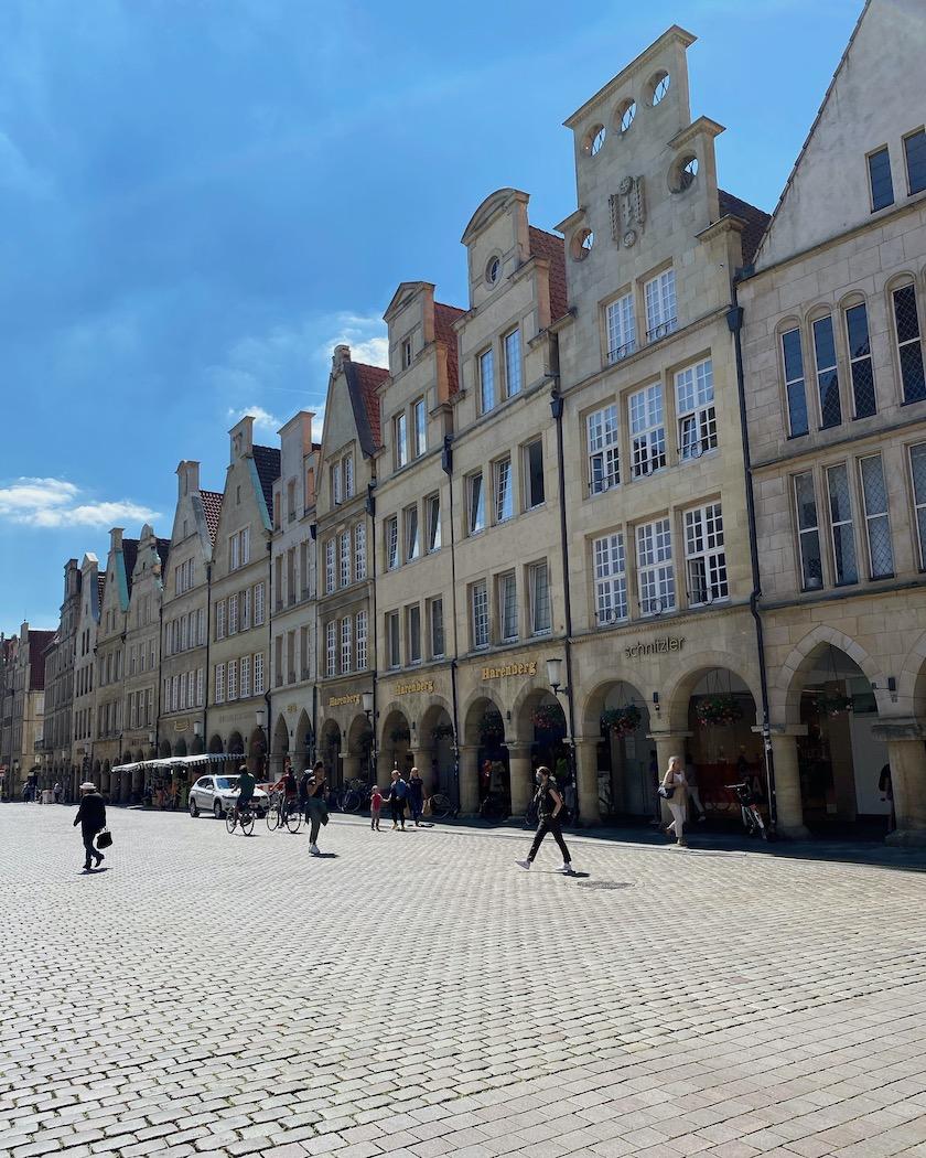 Leipzig meets Münster