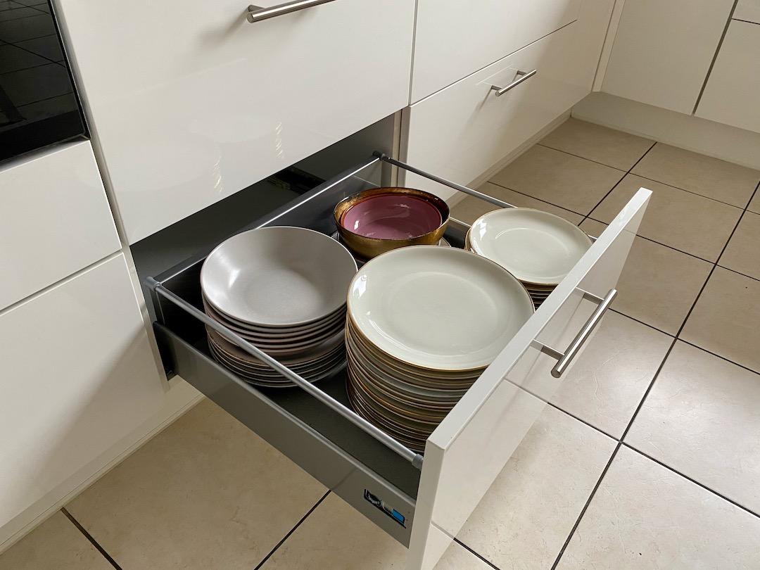 Schublade Küche