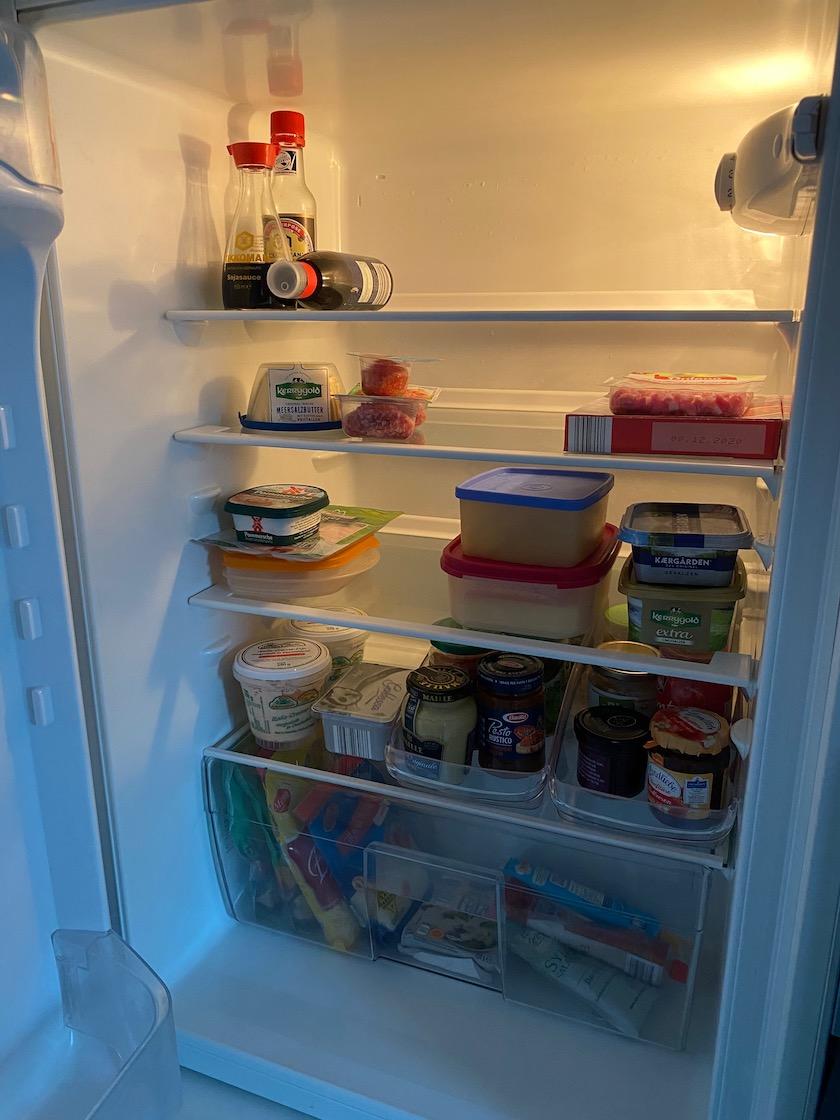 Kühlschrank Ordnung