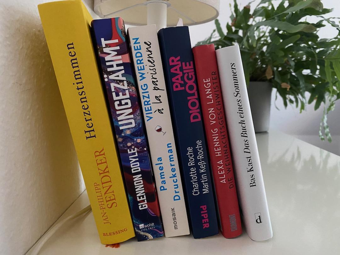 Bücherliebe im Dezember