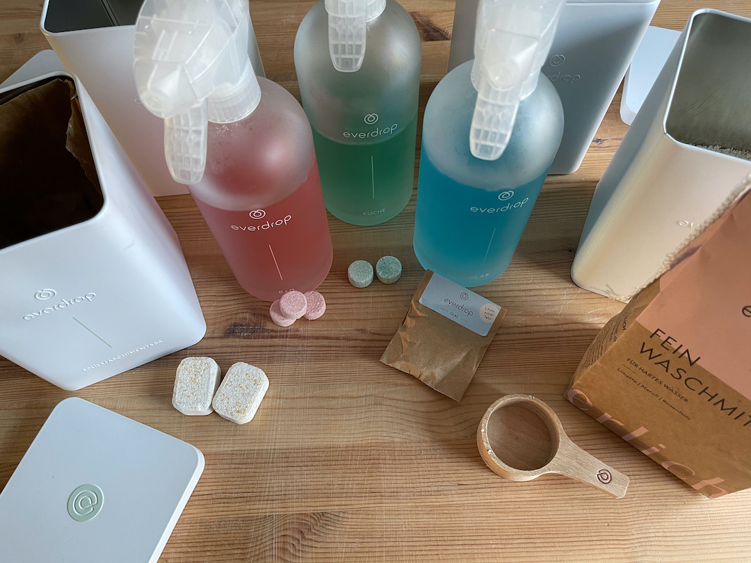 nachhaltig sauber