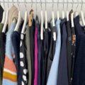Kleiderschrank Sommer